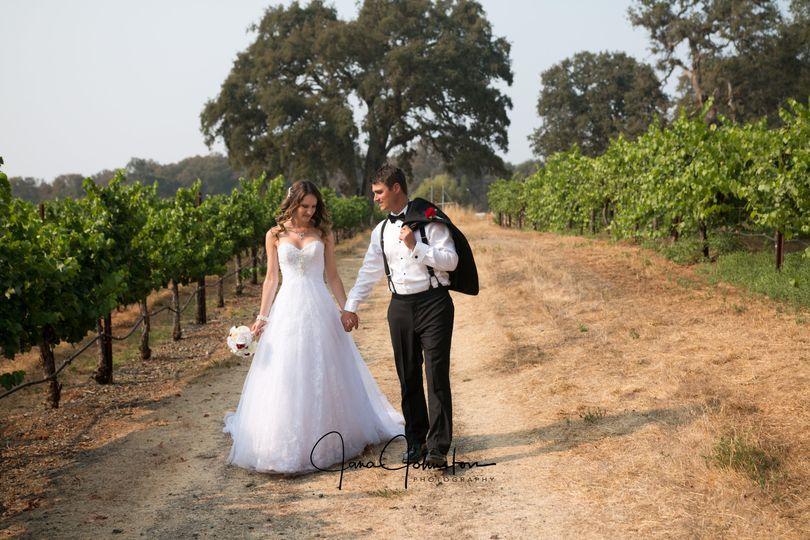 Wedding Vineyard