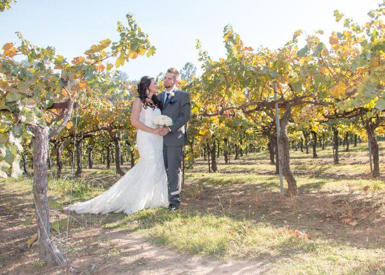Gold Hill Vineyard Wedding