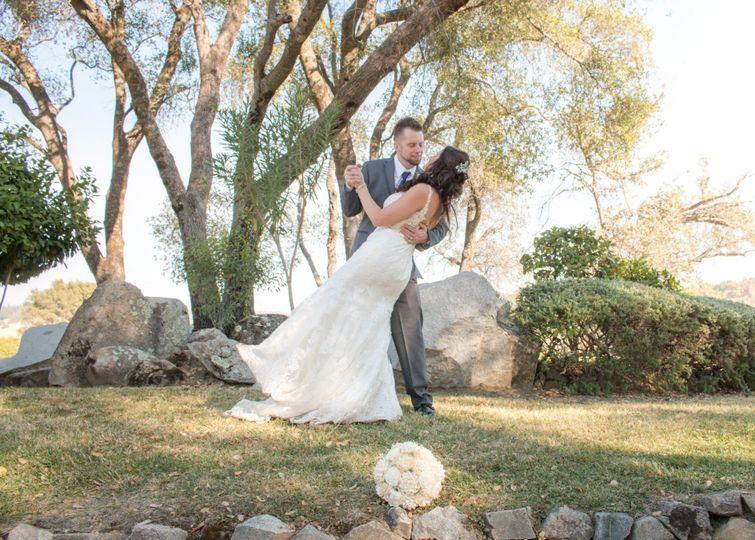 Gold Hill Viineyard Wedding