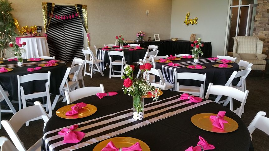 Kate Spade Inspired Event