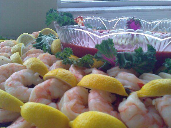 Colossal Shrimp Tray