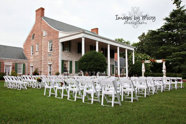 Another beautiful ceremony at the Penn House