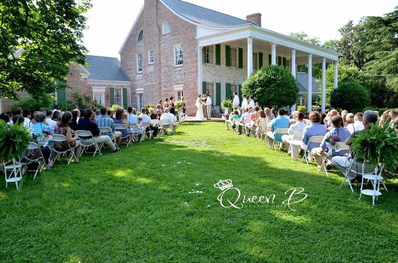 The Penn House is the perfect place for your storybook wedding.