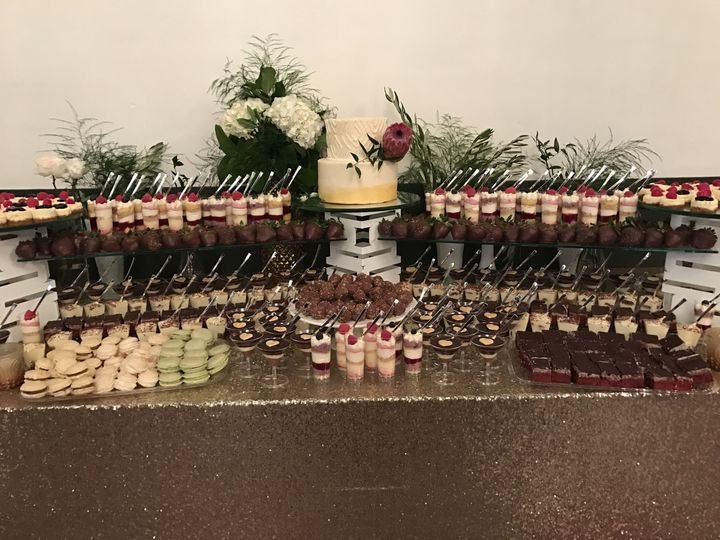 Wedding Cake Peru Illinois
