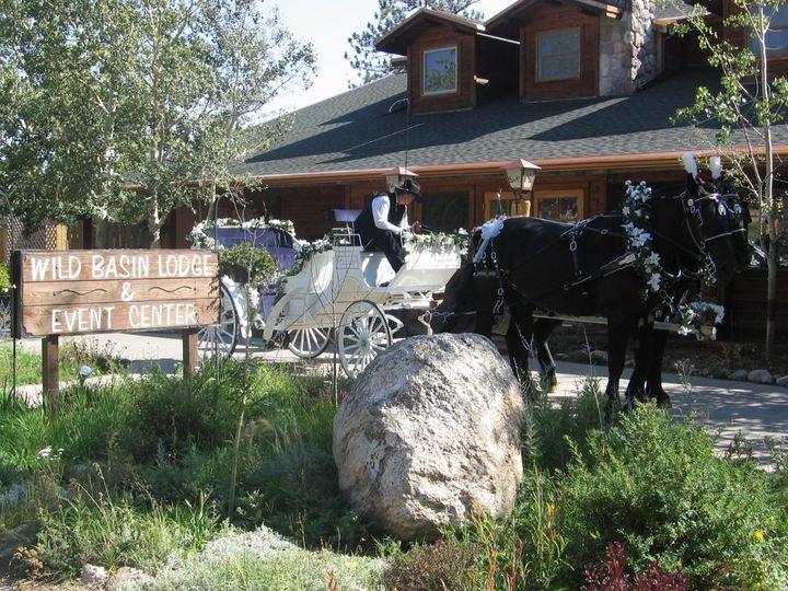 Tmx 1354041177452 WildBasin2 Nunn, Colorado wedding transportation