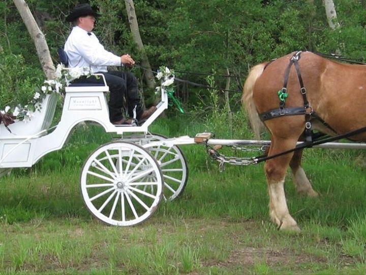 Tmx 1354133986530 Carriage2 Nunn, Colorado wedding transportation