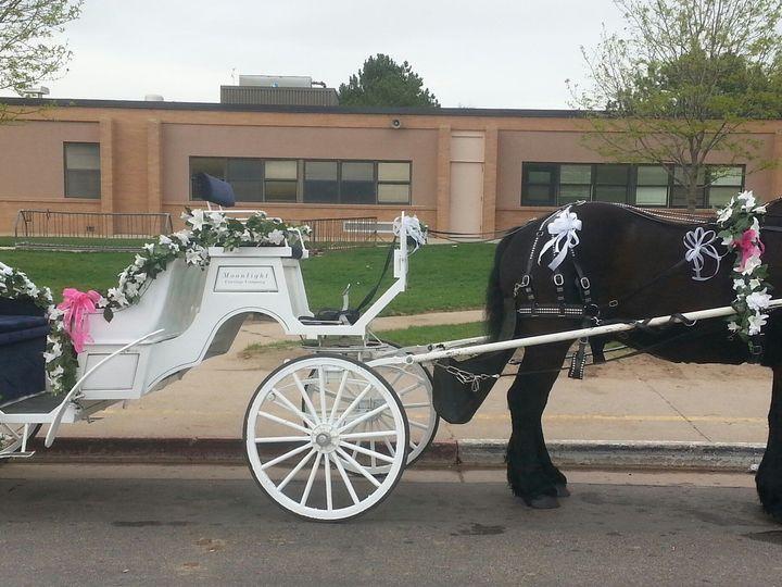 Tmx 1488829593912 Carriage1 3 Nunn, Colorado wedding transportation