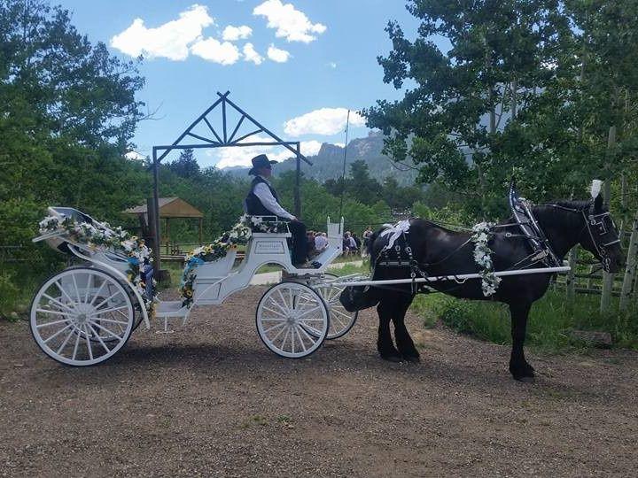 Tmx 1488831873905 Aspen Lodge Nunn, Colorado wedding transportation