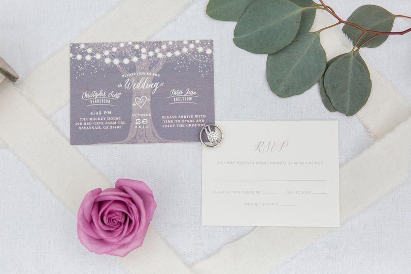 Savannah Ga Wedding Details