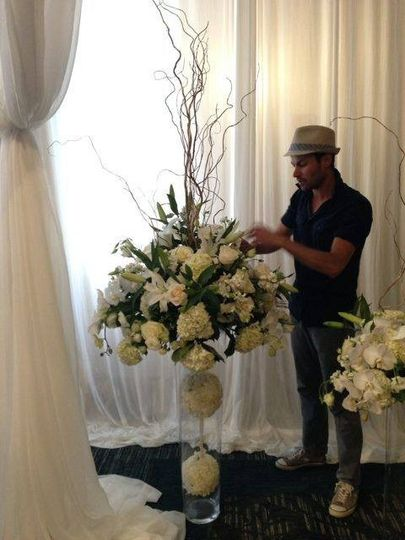 Wedding decor designer