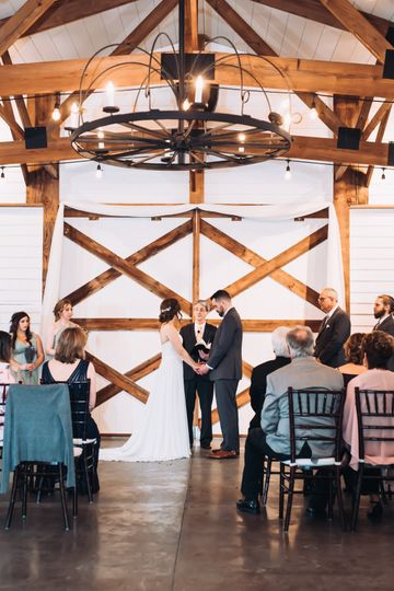 Ceremony Inside