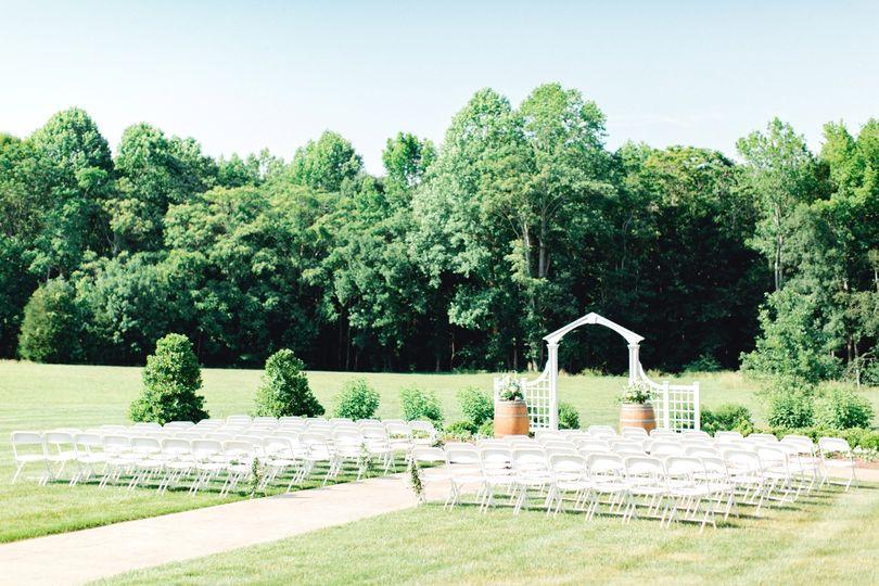 Vineyard Estate Ceremony