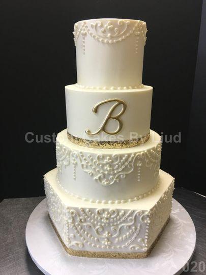 Custom Cakes by Liud Wedding Cake Roswell GA WeddingWire
