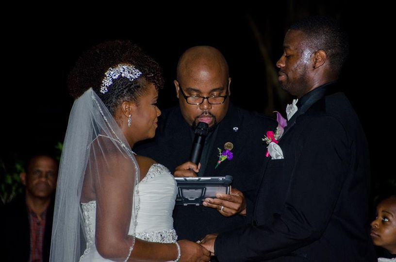 Mr. & Mrs. Arlin Scott