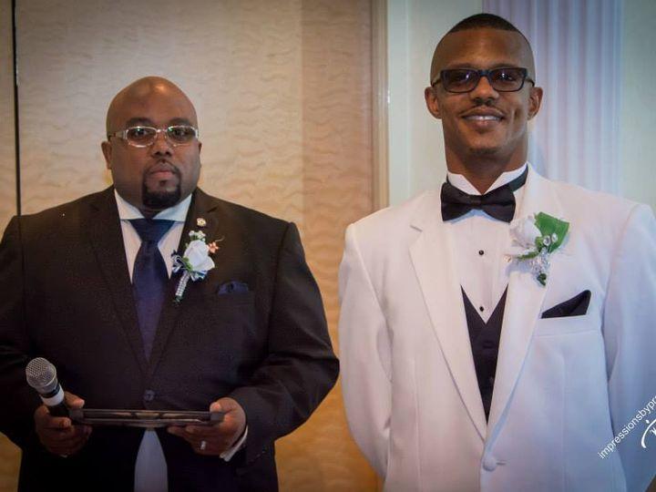 Tmx Bianca And Trae Wedding 51 586902 Houston, TX wedding officiant