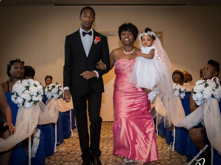 Tmx Dillon Caydence And Mom 51 586902 Houston, TX wedding officiant