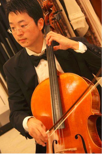 Cello performer