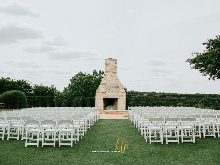 Tmx Ceremony Fireplace Lawn 51 528902 V1 Cedar Park, TX wedding venue