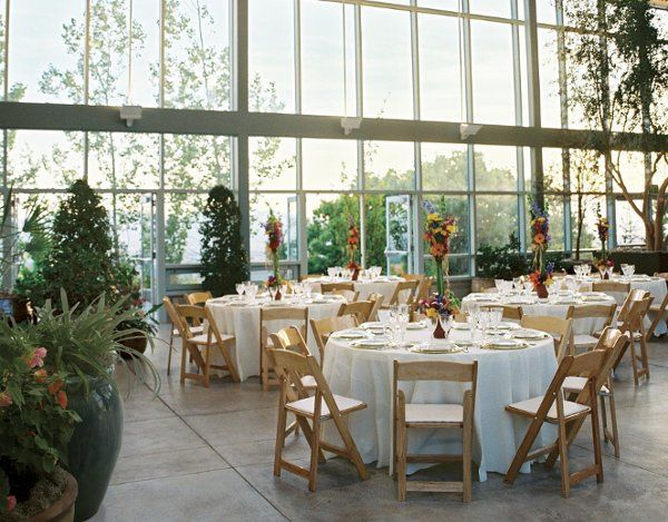 The Orangerie at Red Butte Garden.  Photography by: Gallery Photography