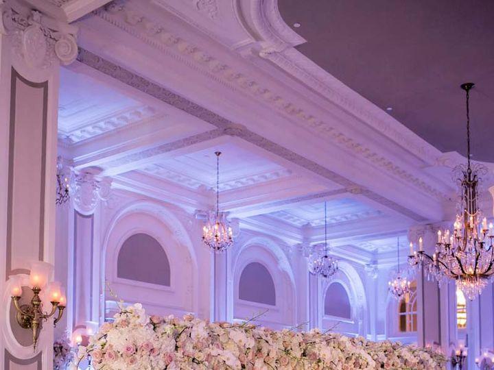 Tmx Reception Ballroom Pink Uplighting Tall Floral Center Pieces Plush Head Seating Gold Chilvari Chairs Adriennekeith Wedd 0770 51 148902 160865688762727 Atlanta, Georgia wedding venue