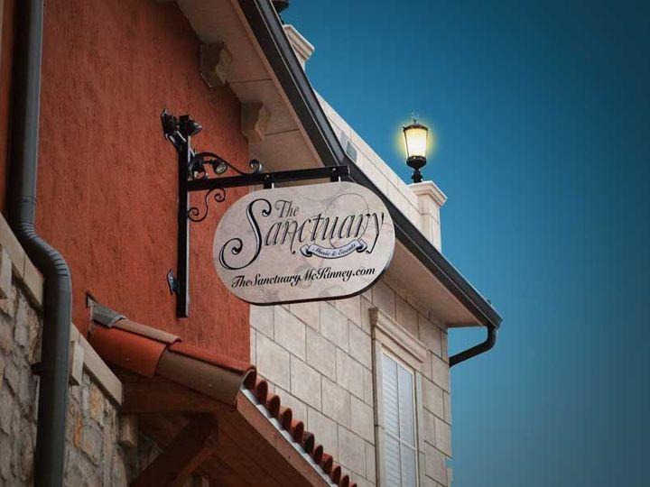 Tmx 1400685655781 Thesanctaurymckinneythevenue2 McKinney, TX wedding venue