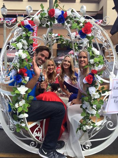 We were honored to bring Ms. Huntington Beach and her court through the 2016 Huntington Beach Fourth...