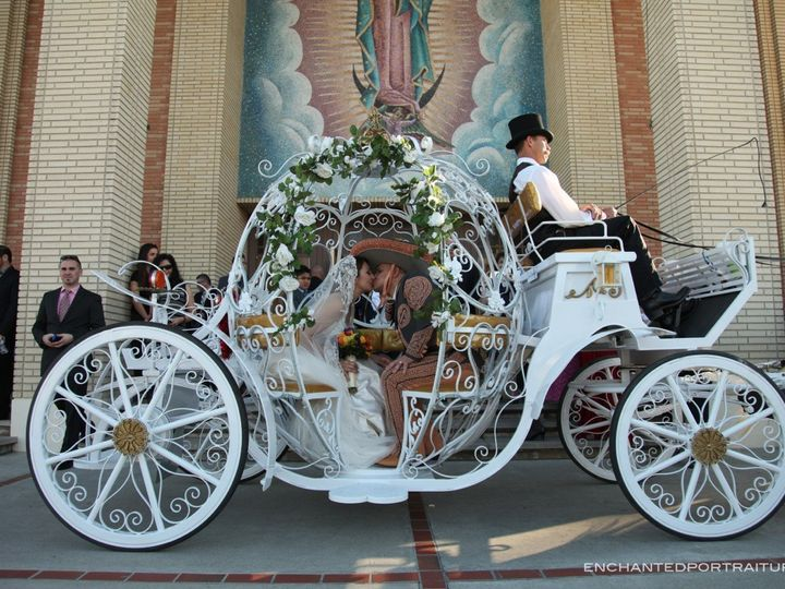 Tmx 1467873925587 Savannahrosecarriages1 Rancho Cucamonga, CA wedding transportation