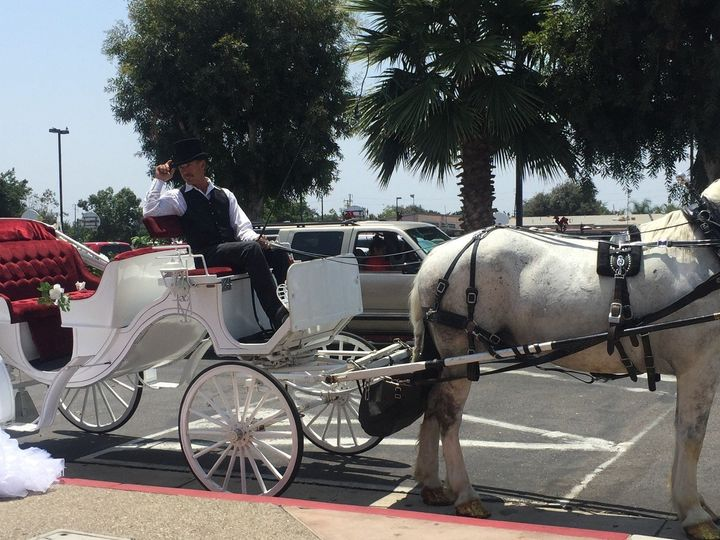 Tmx 1470344057859 Fullsizerender 2 Rancho Cucamonga, CA wedding transportation