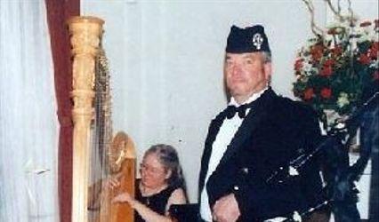 Harp by Mary Margaret Jones