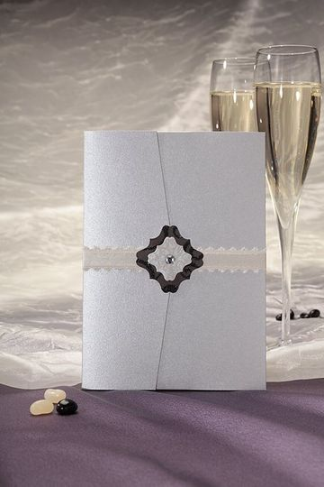 Magnifique Wedding Invitation