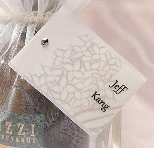 Gift Tag - Close Up