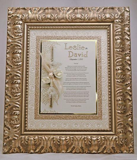 Framed Gift