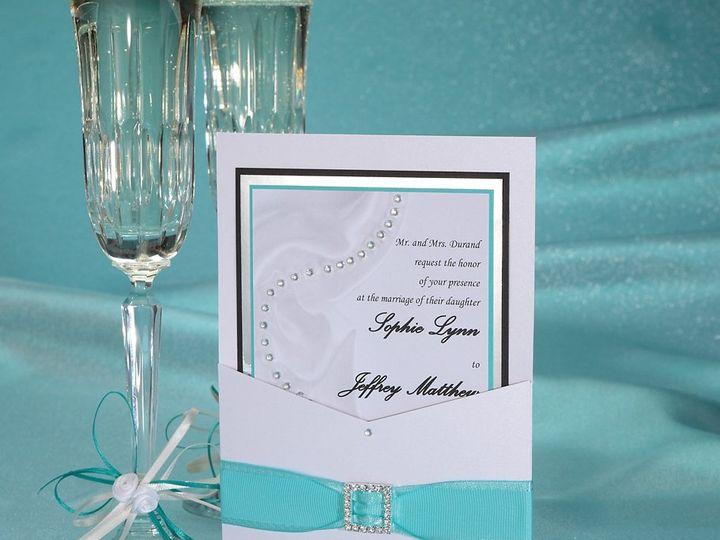 Tmx 1348299812648 ImageTresJollesWCInvitationinPocketICON Dallas wedding invitation