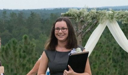 Ashley Moore Walker - Wedding Officiant and Ceremony Designer