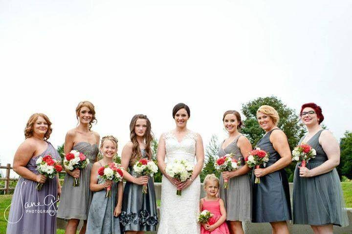 danielle bridesmaid