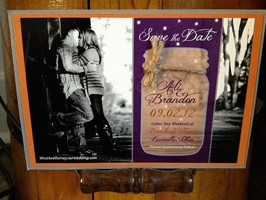 Tmx 1356010109821 Ali1 Forest Hills, NY wedding invitation