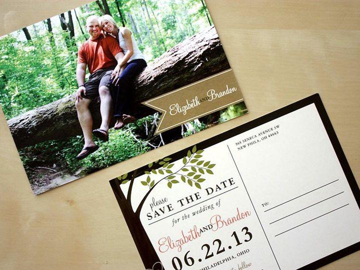 Tmx 1356010130796 Elizabeth1 Forest Hills, NY wedding invitation