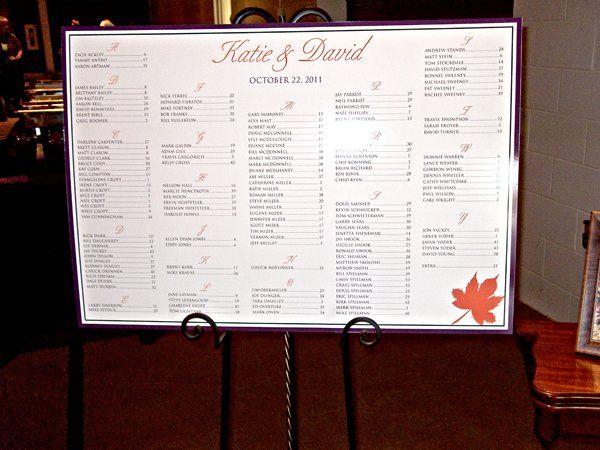 Tmx 1356010384222 Seatinchart Forest Hills, NY wedding invitation