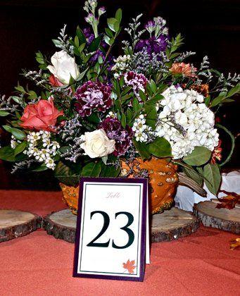 Tmx 1356010390496 Tablenumber Forest Hills, NY wedding invitation