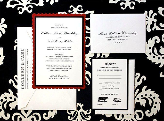 Tmx 1356010560011 Colleen1 Forest Hills, NY wedding invitation