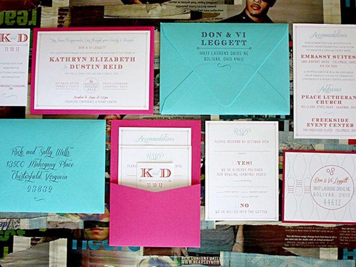 Tmx 1356010633576 KatieL1 Forest Hills, NY wedding invitation