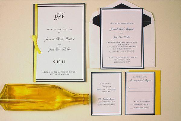 Tmx 1385393953071 Jennah  Forest Hills, NY wedding invitation