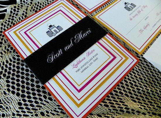 Tmx 1385394002153 Marci  Forest Hills, NY wedding invitation