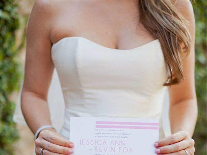 Tmx 1385394028868 Plummer Invitejes Forest Hills, NY wedding invitation