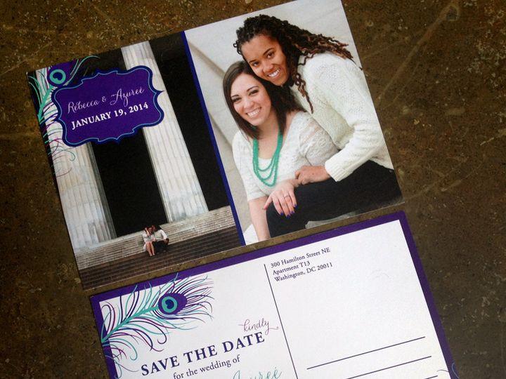 Tmx 1385394121165 Becca  Forest Hills, NY wedding invitation