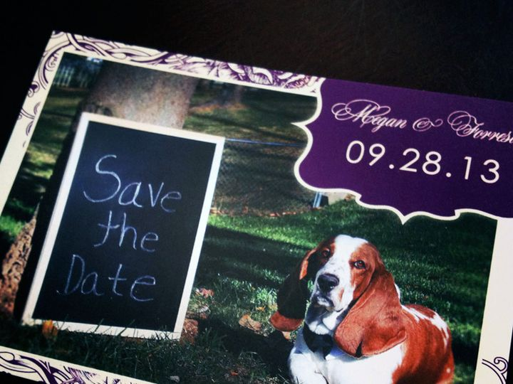 Tmx 1385394188202 Megan  Forest Hills, NY wedding invitation