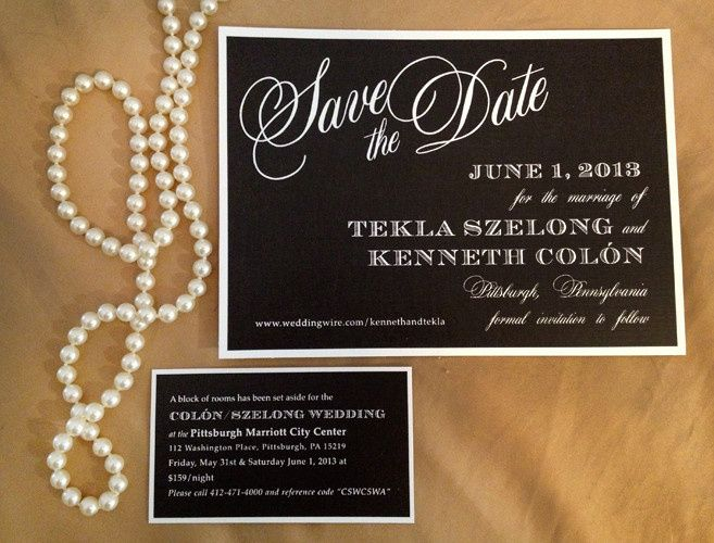 Tmx 1385394201872 Tekla  Forest Hills, NY wedding invitation