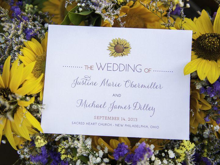 Tmx 1385395580768 Justine Michael Wedding Preceremony 017 Forest Hills, NY wedding invitation