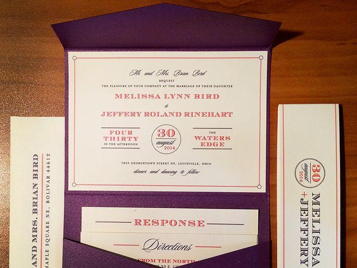 Tmx 1418235091895 Bird Wed Forest Hills, NY wedding invitation