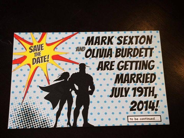 Tmx 1418235104614 Burdett Save Forest Hills, NY wedding invitation
